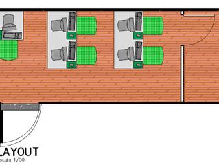 Projeto 1 - Laboratório RESTINGA