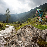 Mountainbiking in den Tauern