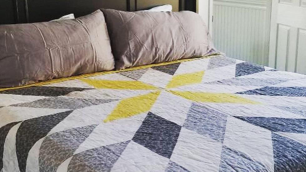 Custom Made Farmhouse Quilt