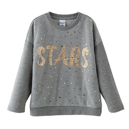 SUDADERA STARS TUL