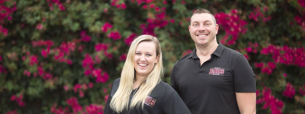 Nicole Henderson & Jason Bittner
