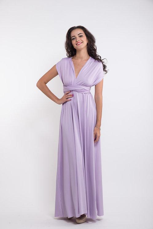 Convertible Dress - Lavender