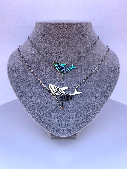 Whale Necklace Bundle