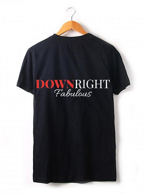 Unisex Tee - Downright Fab (B)