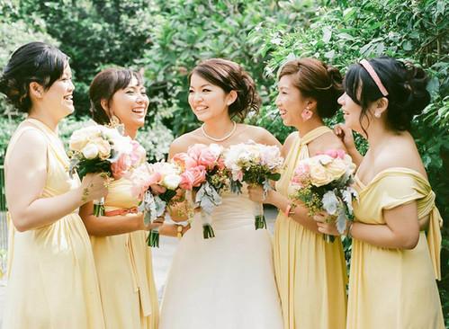 singapore sg Bridesmaid Wedding