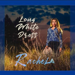 """Long White Dress"" - RachelA"