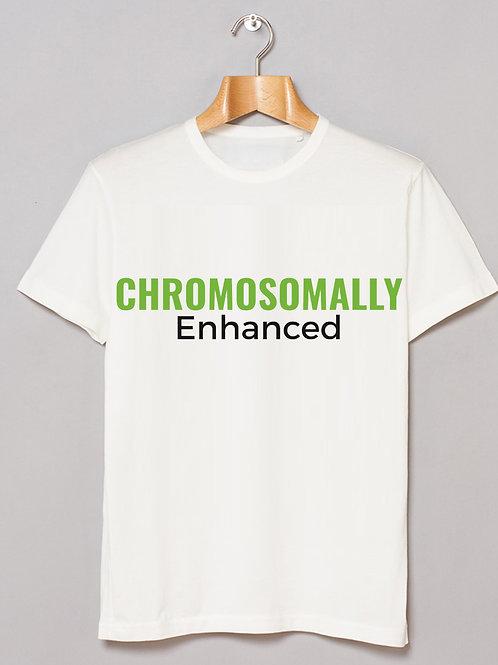 Unisex Tee - Chromosomally Enhanced (W)