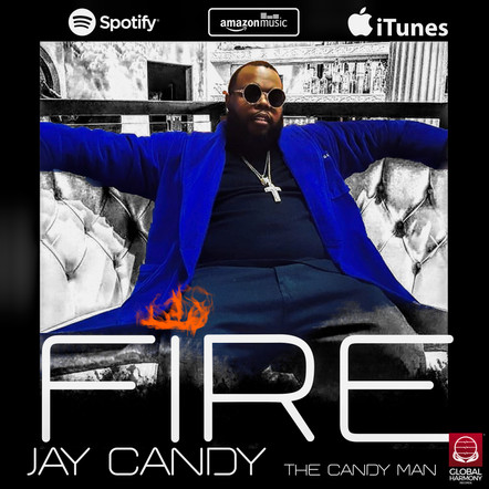 """""""Fire"""" - Jay Candy"""