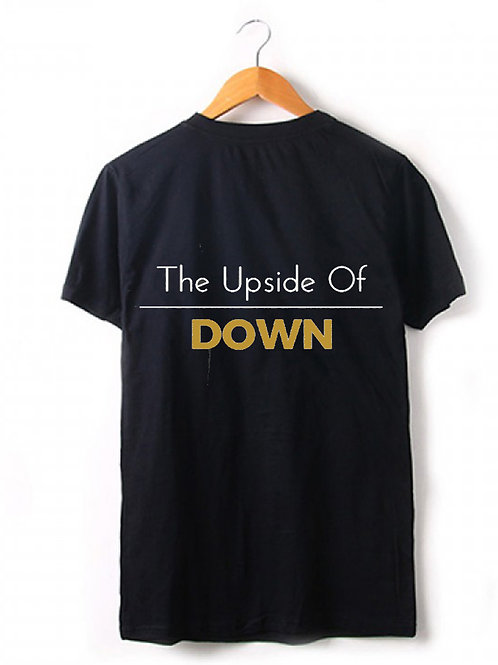 Unisex Tee - The Upside of Down (B)