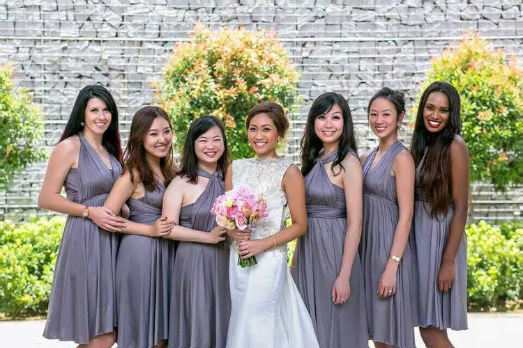 singapore sg Bridesmaid Wedding