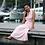 Thumbnail: Convertible Dress - Blush Pink