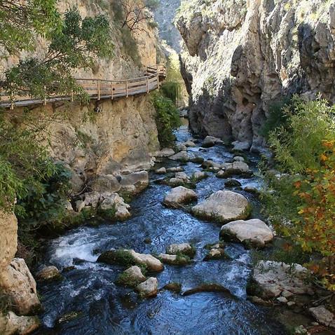Sierra y Río de Castril