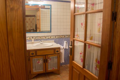 Baño Apartamento Doble