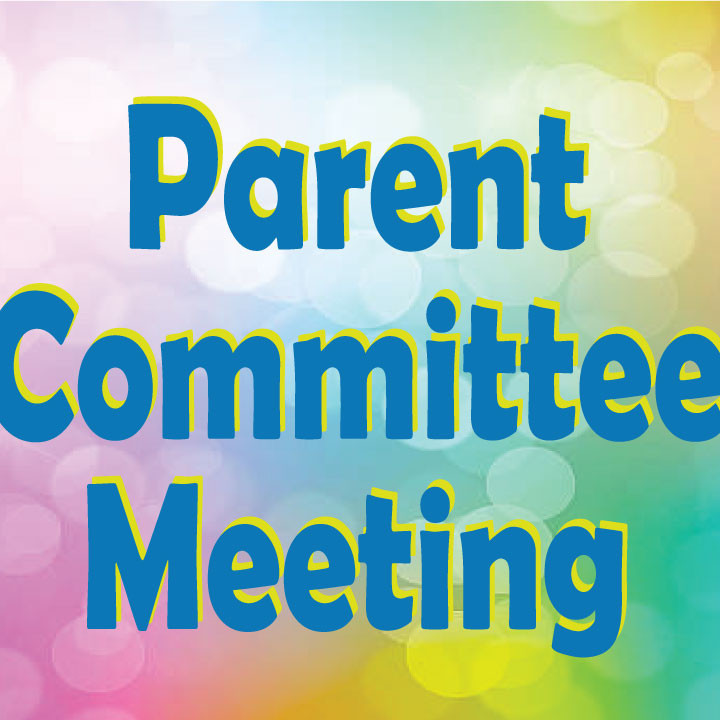 Parent Fundraising Committee Meeting