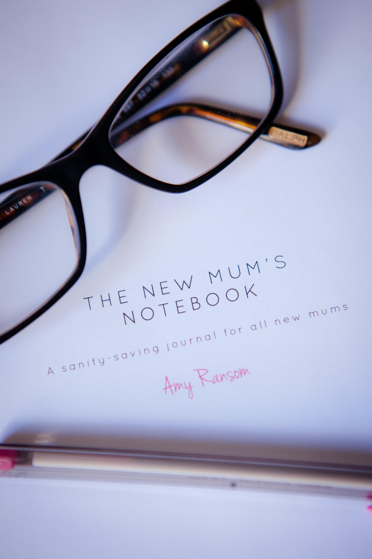 New Mums Notebook