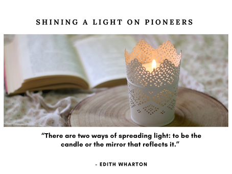 SHINING A LIGHT ON EDITH WHARTON