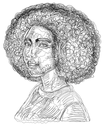 Afro Woman outlines.png