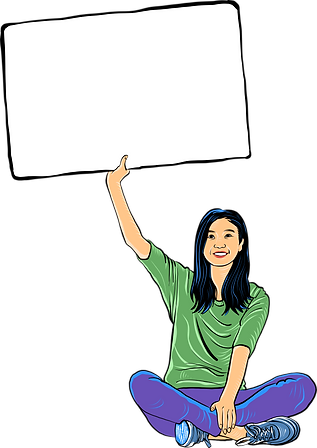Girl with sign.png