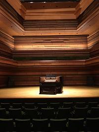 Felix Hell Touring organ
