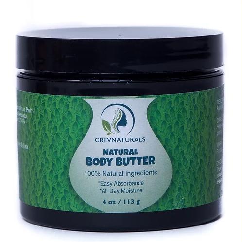 CREVNATURALS Body Butter