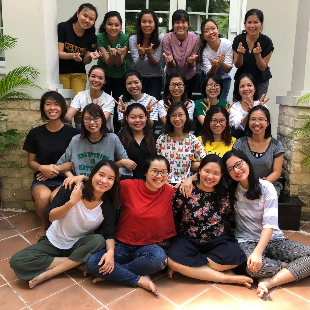 KCS Teaching Assistants
