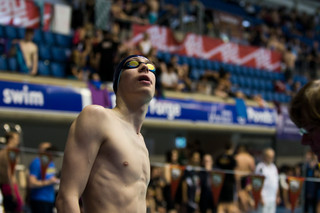 Swimming-Ponds Forge International Sports Centre-photography
