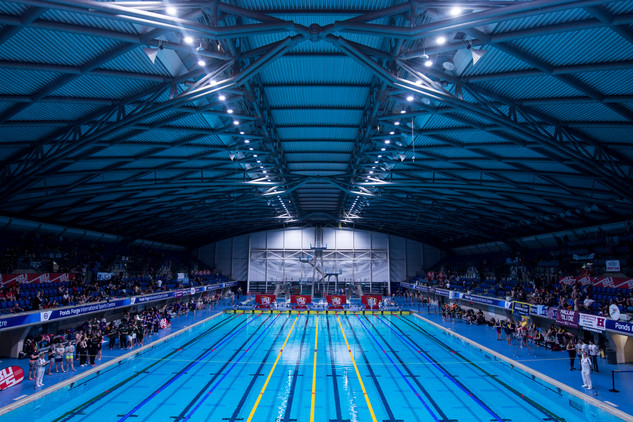 Ponds Forge International Sports Centre-photography