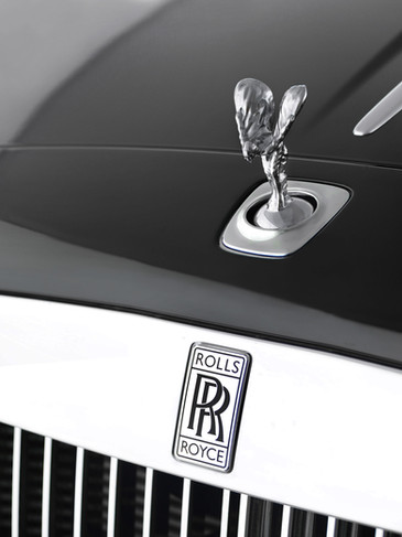 rolls royce- automotive photography