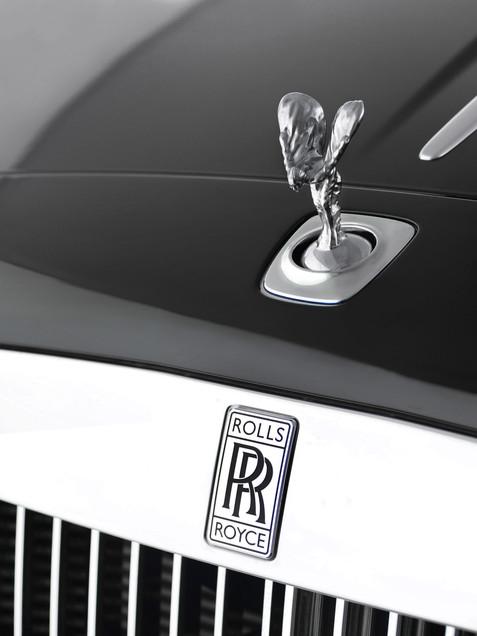 rolls royce- automotive photography