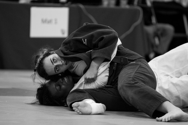 Judo-Ponds Forge International Sports Centre-photography
