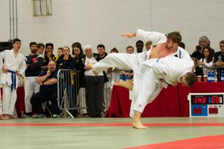 Judo-Ponds Forge International Sports Centre-photography