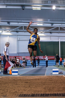 Ponds Forge International Sports Centre-photography-long jump