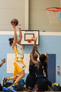 Anglia Ruskin Basketball Photography