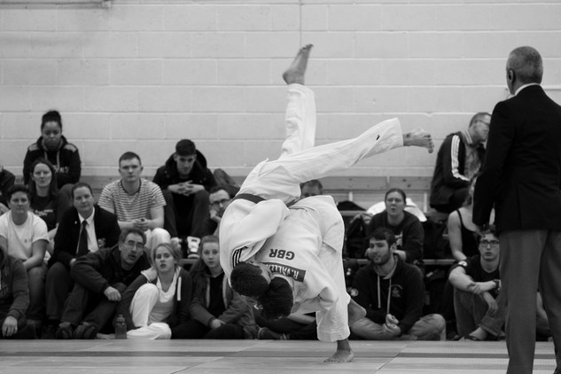 Ponds Forge International Sports Centre-photography-Judo