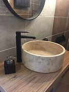 salle d'eau chambre d'hôtes Louis