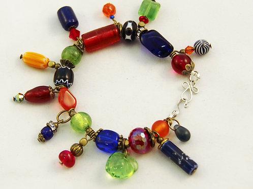 Gemtones Charm Bracelet