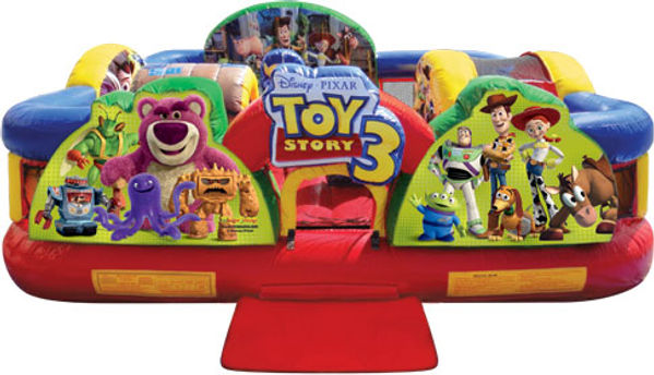 Toy Story Toddler Jump and Slide
