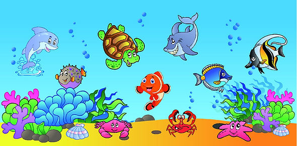 Under the Sea bounce