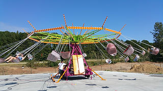 Cyclone Swing Carnival Ride Rental