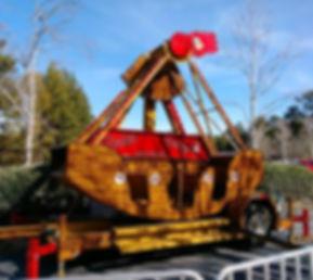 Pirates Revenge Corporate Ride Rental
