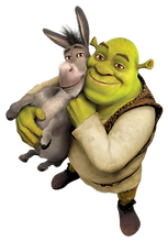 Shrek Inflatables