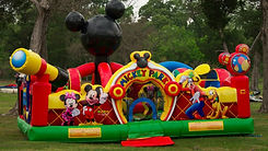 Jackson County Toddler Inflatable Rental