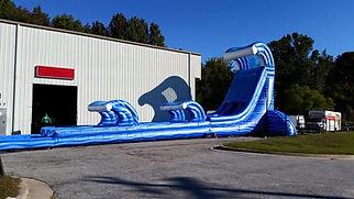 32' Mac Daddy Water Slide