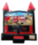 Firetruck Inflatable Rentals
