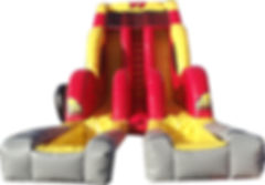 Giant Monster Racer Water Slide Rental