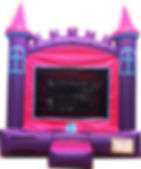 Castle Bounce House Event Rental