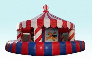 Carnival Game Carousel Rental