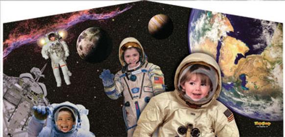 Space Jump house rental