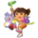 Dora The Explorer Inflatables