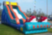 Big Kahuna Giant Slide Rental